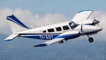 TI-ASY - Private Piper PA-34 Seneca aircraft