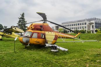 SP-SAR - Zakład Usług Agrolotniczych Mil Mi-2