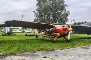SP-ASZ - Private Yakovlev Yak-12M