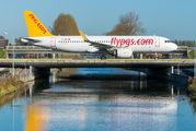 TC-NBR - Pegasus Airbus A320 NEO aircraft