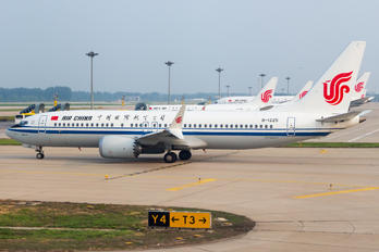 B-1225 - Air China Boeing 737-8 MAX