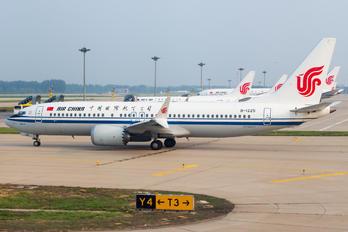 B-1225 - Air China Boeing 737-8 MAX