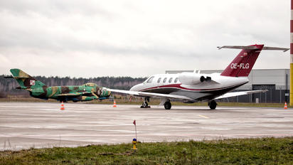 OE-FLG - Private Cessna 525 CitationJet