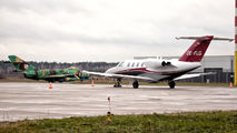 OE-FLG - Private Cessna 525 CitationJet aircraft