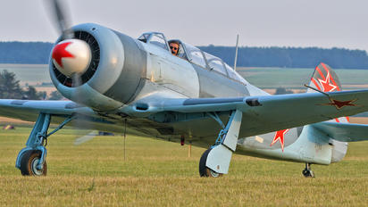 D-FYII - Private Yakovlev Yak-11