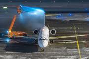 OH-BLP - Blue1 Boeing 717 aircraft