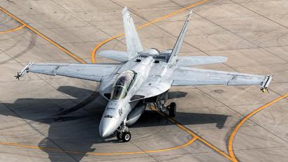 165805 - USA - Navy Boeing F/A-18F Super Hornet