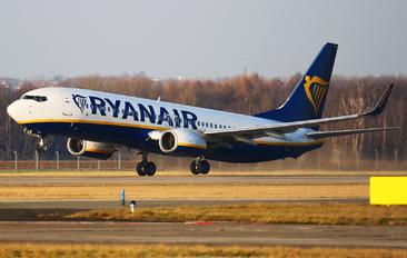 EI-FTB - Ryanair Boeing 737-8AS