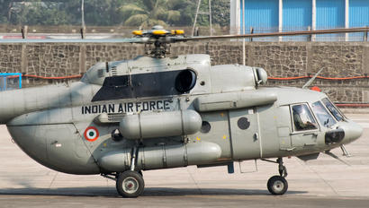ZP5109 - India - Air Force Mil Mi-17V-5