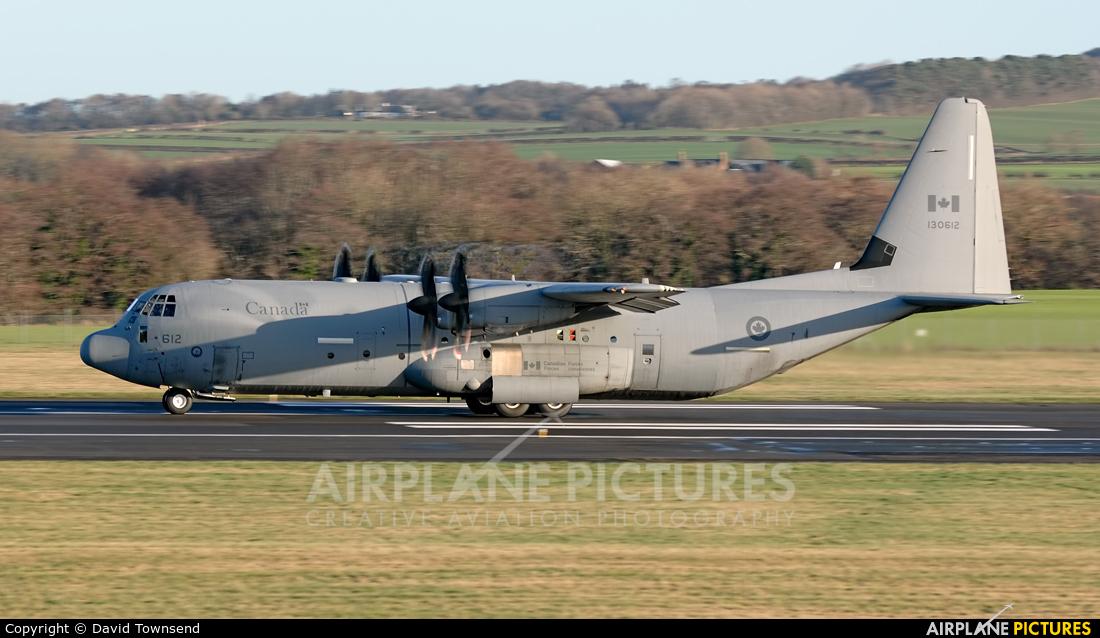 Canada - Air Force 130612 aircraft at Prestwick