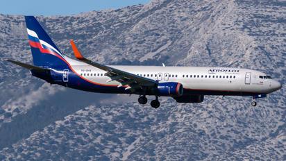VQ-BHX - Aeroflot Boeing 737-8LJ