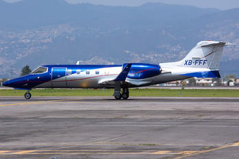 XB-FFF - Private Learjet 31