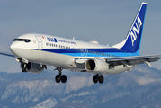 JA88AN - ANA - All Nippon Airways Boeing 737-800 aircraft