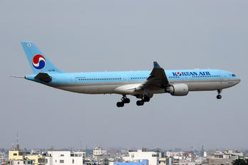 HL7709 - Korean Air Airbus A330-300