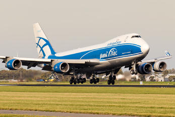 VP-BIG - Air Bridge Cargo Boeing 747-400