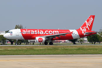 HS-ABU - AirAsia (Thailand) Airbus A320