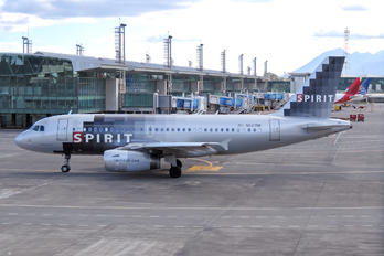 N527NK - Spirit Airlines Airbus A319