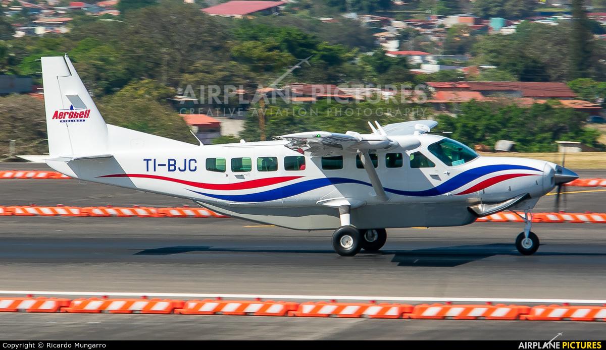 Aerobell Air Charter  TI-BJC aircraft at San Jose - Juan Santamaría Intl
