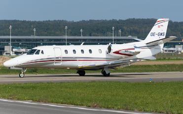 OE-GWS - International Jet Management Cessna 560XL Citation Excel