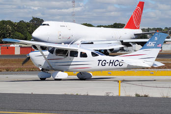 TG-HCC - Private Cessna 206 Stationair (all models)