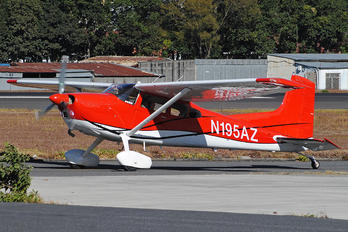 N195AZ - Private Cessna 185 Skywagon