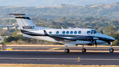 N250ST - Private Beechcraft 250 King Air