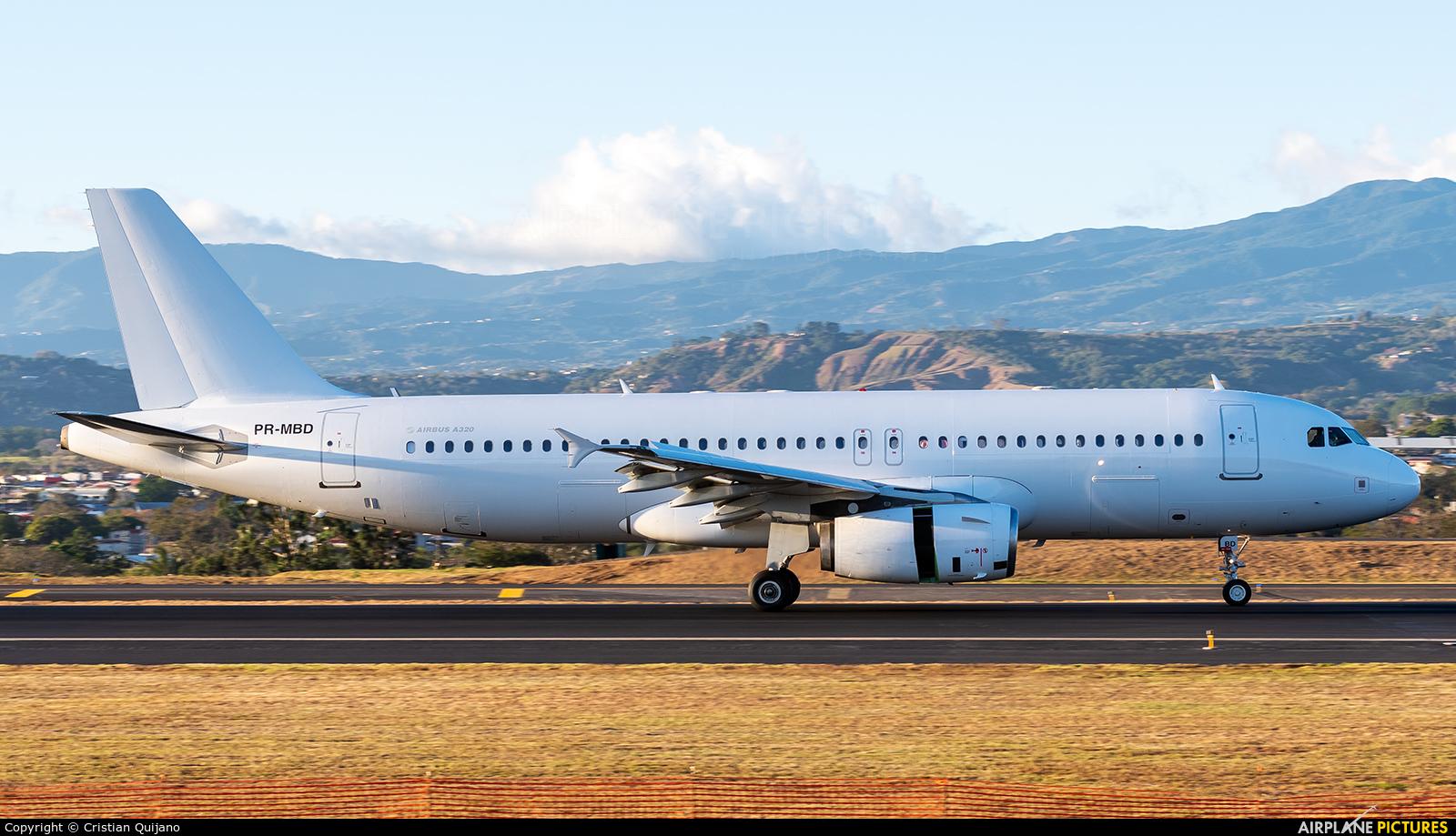 TAM PR-MBD aircraft at San Jose - Juan Santamaría Intl
