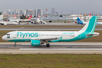 VP-CXW - Flynas Airbus A320
