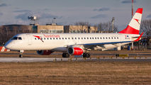 OE-LWG - Austrian Airlines/Arrows/Tyrolean Embraer ERJ-195 (190-200) aircraft