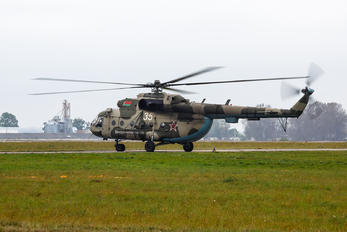 35 - Belarus - Air Force Mil Mi-8MT