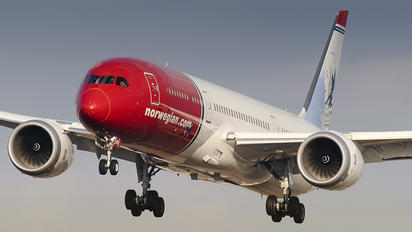 LN-LNN - Norwegian Long Haul Boeing 787-9 Dreamliner