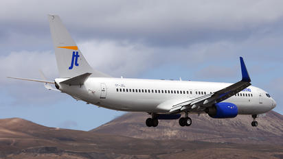 OY-JZL - Jet Time Boeing 737-800