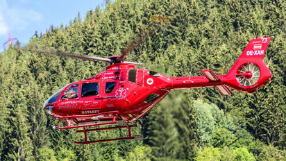 OE-XAH -  Eurocopter EC135 (all models)