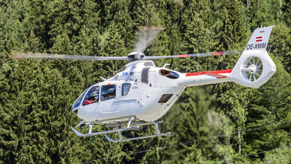OE-XWM - Heli Austria Airbus Helicopters H135