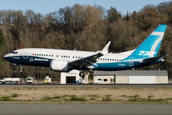 N7201S - Boeing Company Boeing 737 MAX 7