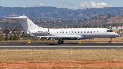 N915JG - Private Bombardier BD-700 Global Express
