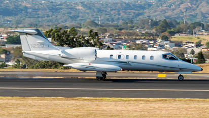 N235LJ - Private Learjet 35 R-35A
