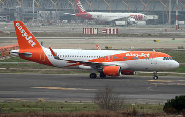 OE-ICW - easyJet Europe Airbus A320