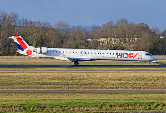 F-HMLC - Air France - Hop! Canadair CL-600 CRJ-1000