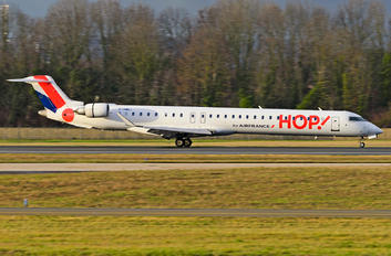 F-HMLI - Air France - Hop! Canadair CL-600 CRJ-1000