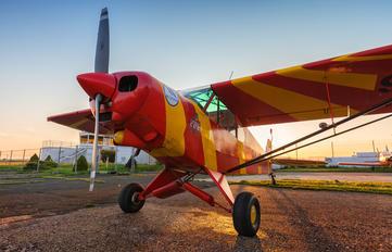 9A-DBS - Aeroklub Zagreb Piper PA-18 Super Cub