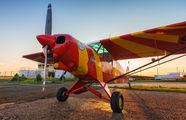 9A-DBS - Aeroklub Zagreb Piper PA-18 Super Cub aircraft