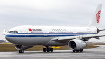 B-6113 - Air China Airbus A330-200 aircraft