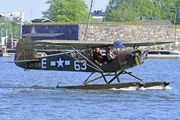 OH-CUB - Private Piper L-4 Cub aircraft