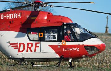 D-HDRH - DRF Luftrettung Kawasaki BK117