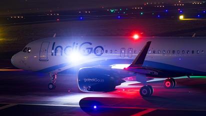 VT-IVC - IndiGo Airbus A320 NEO