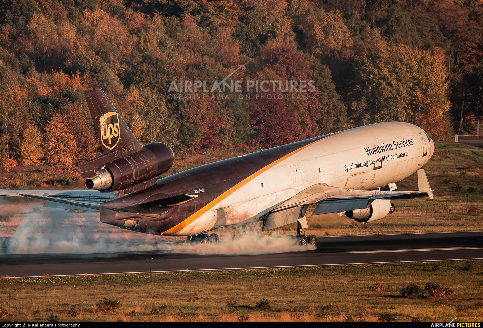 UPS - United Parcel Service N290UP aircraft at Cologne Bonn - Konrad Adenauer