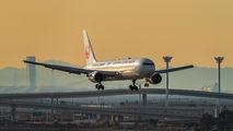 JA603J - JAL - Japan Airlines Boeing 767-300ER aircraft