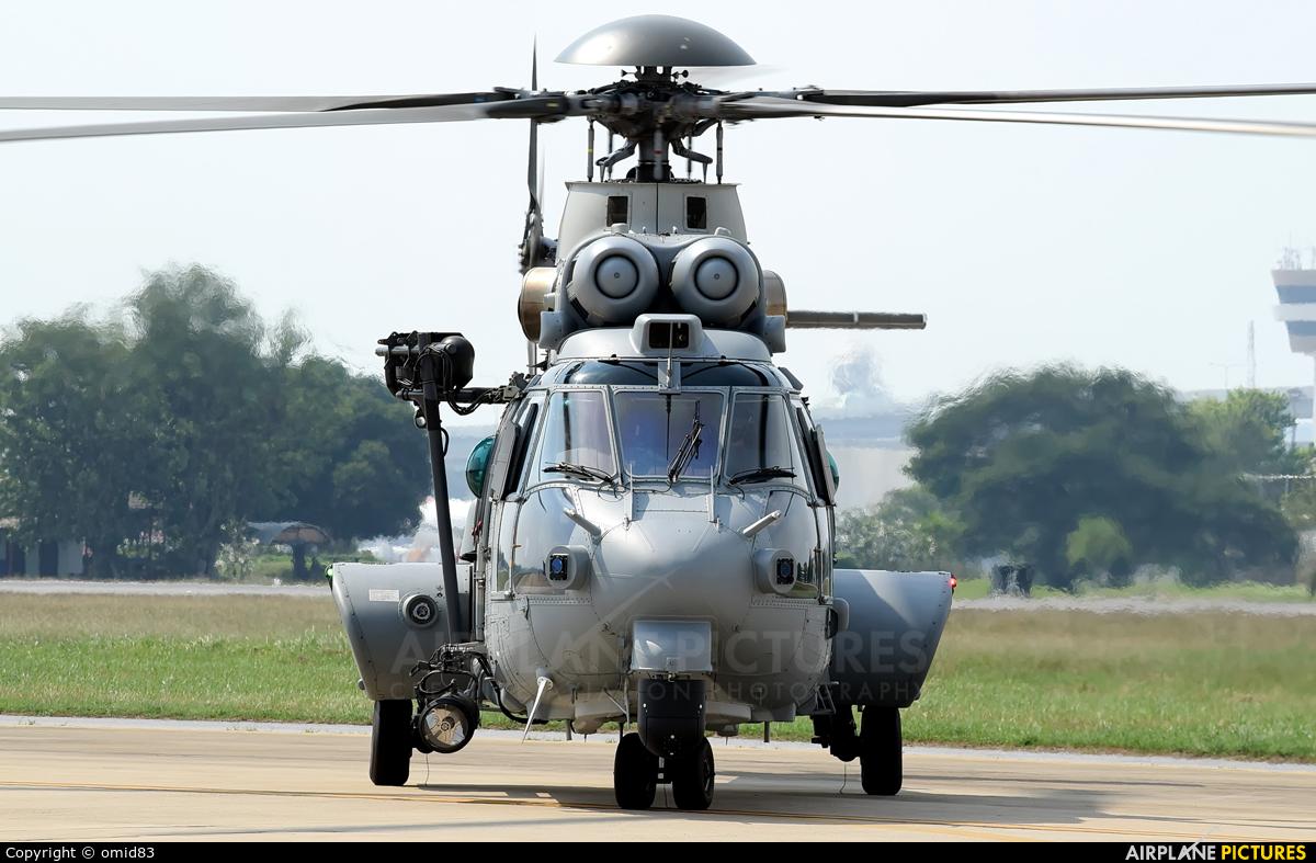 Thailand - Air Force H11-8/61 aircraft at Bangkok - Don Muang