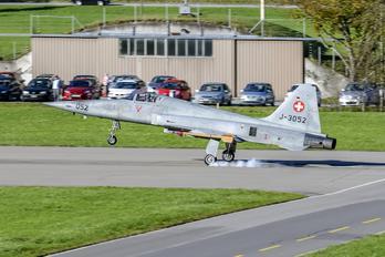 J-3052 - Switzerland - Air Force Northrop F-5E Tiger II